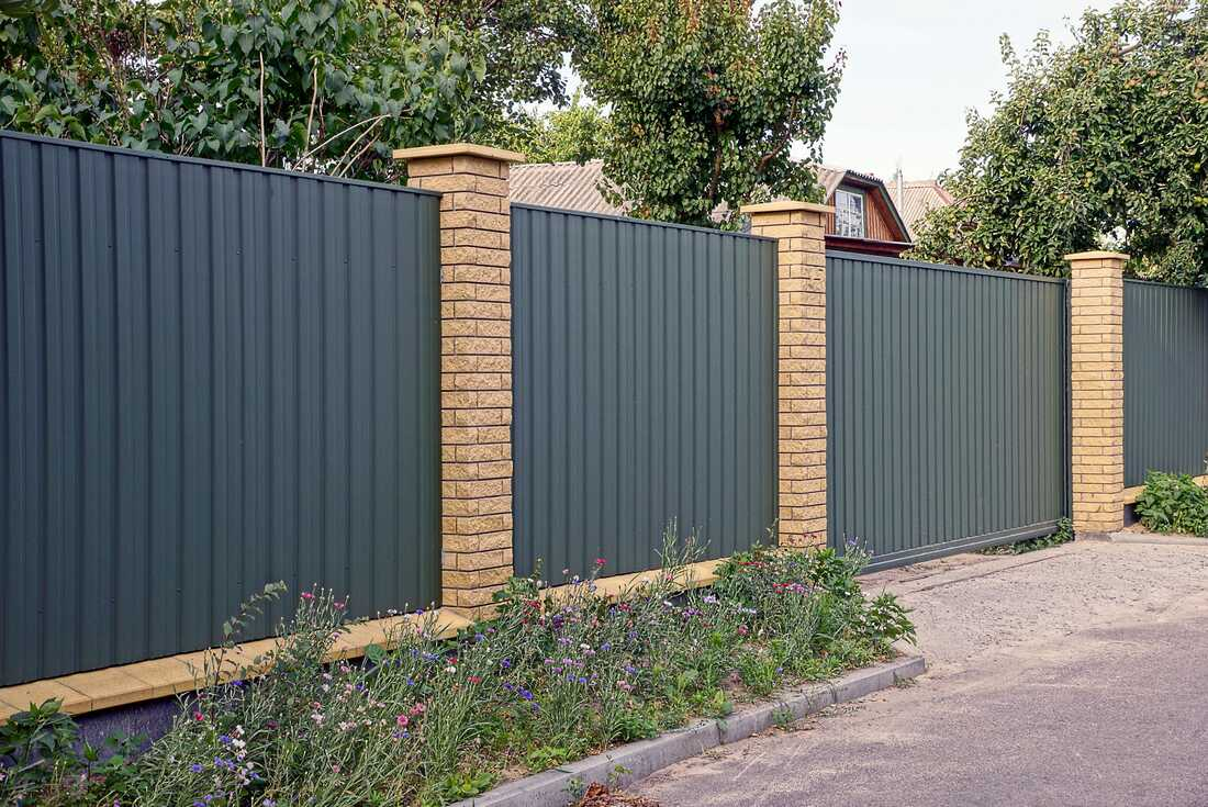 hornsby sydney colorbond gate and fences
