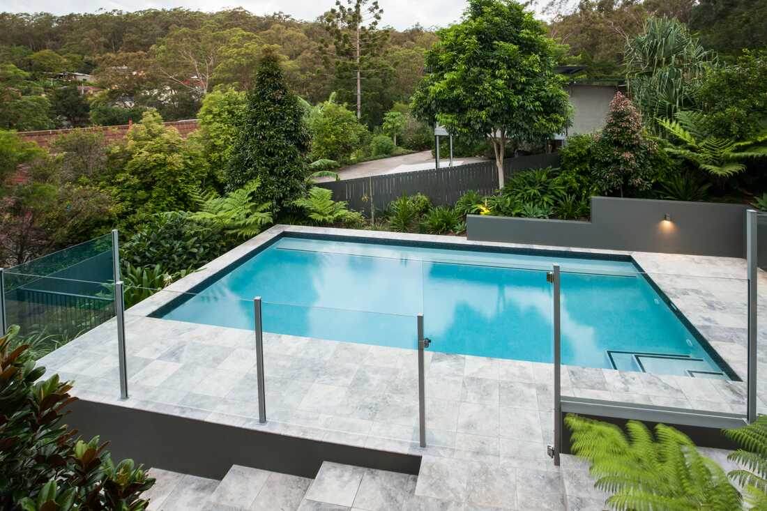Swimming Pool Gate and Fence Contractor - HORNSBY FENCING ...